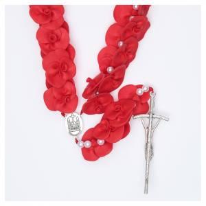 Rosari portarosari Medjugorje: Rosario Capoletto Medjugorje rose rosse