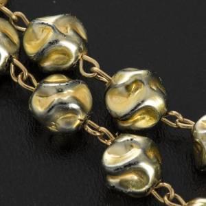 Rosario Ghirelli Madonna giallo e oro 8 mm s5