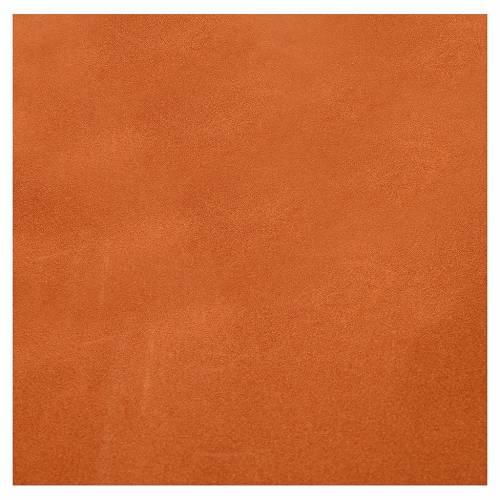 Rouleau papier marron velours 70x50 cm pour crèche s2