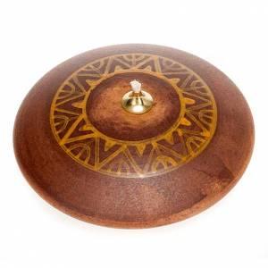Round ceramic lamp s8