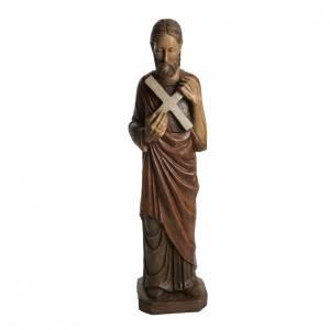 Saint André 72 cm pietra Bethléem s1