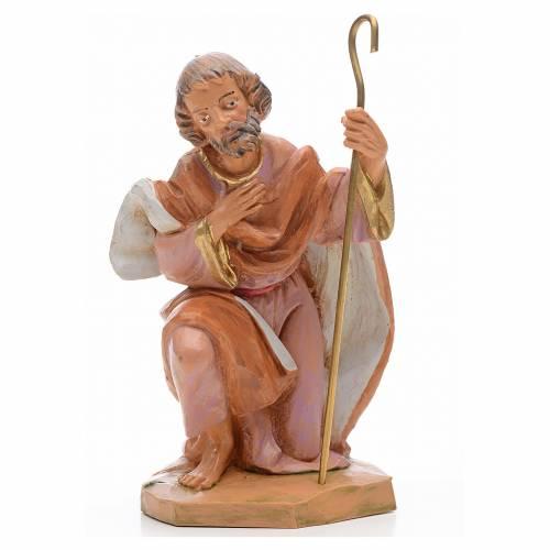Saint Joseph crèche 17 cm Fontanini s1
