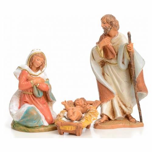 Sainte Famille crèche 9,5 cm Fontanini s1