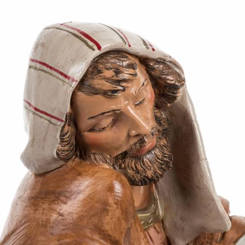San Giuseppe presepe Fontanini 45 cm s5