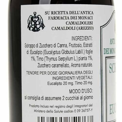 Sciroppo all' eucalipto 200 ml s2