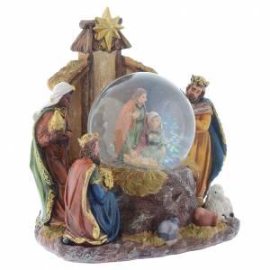 Set Natività con palla 22 cm s3