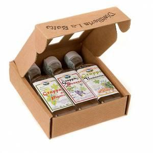 Liqueurs, Grappa and Digestifs: Set of three La Baita grappa