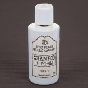 Shampooing, gel douche, savons et dentifrice: Shampoing, Propolis 200ml