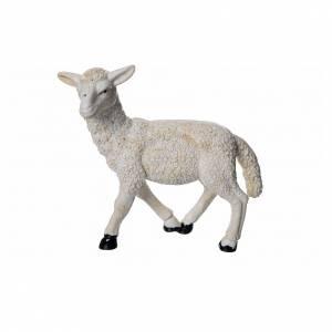 Sheep in resin H8cm s1