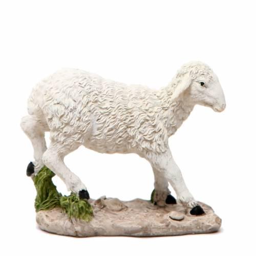 Sheep nativity figurine 18cm, assorted models s1
