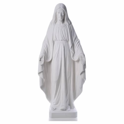 Statue Rédempteur poudre de marbre 130 cm s1