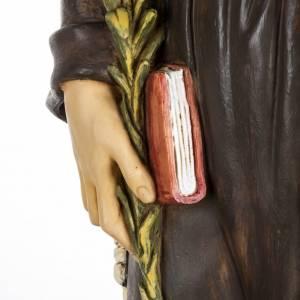 Statue St Antoine de Padoue 100 cm résine Fontanini s3