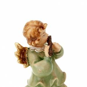 Angeli: Angioletto con flauto traverso