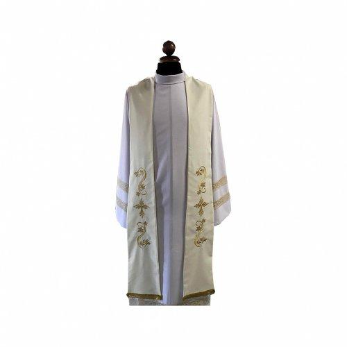 Stola sacerdotale tela vaticana s1