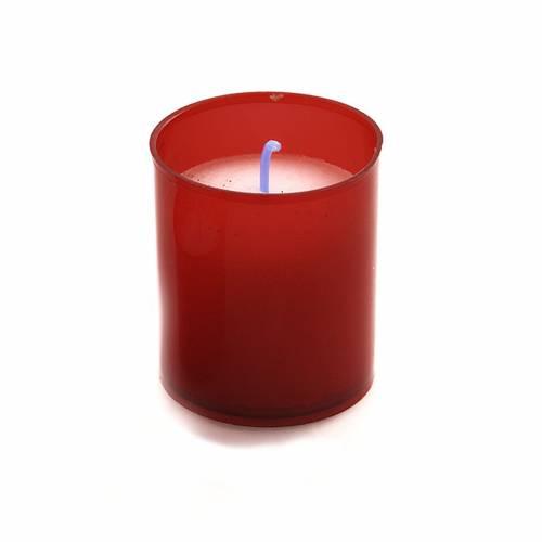Tea light candle - Star s1