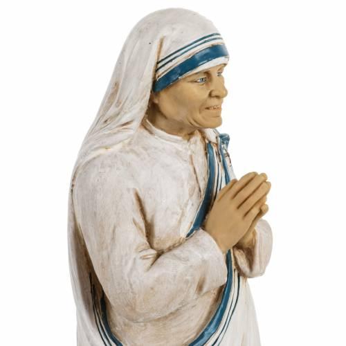 Madre Teresa del Calcuta 50 cm Resina Fontanini s6