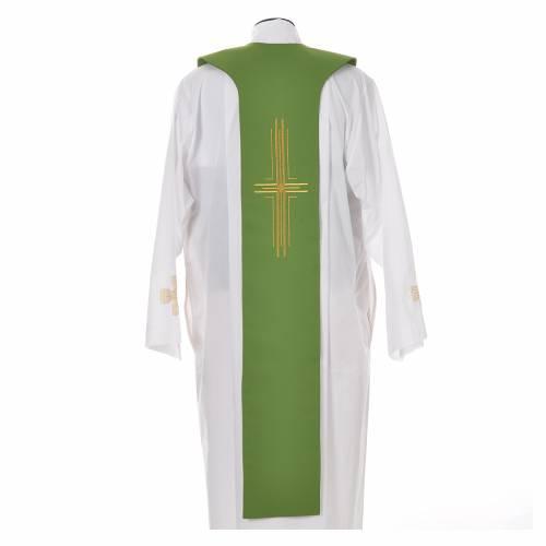 Tristola 100% poliestere croce lampada spighe s10