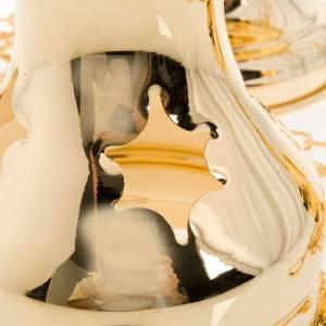 Turibolo stile classico dorato s5