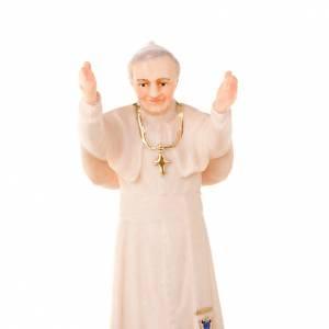 Rosenkranzetuis: Um das Rosenkranz zu enthalten - Statue Johannes Paul II