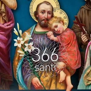 Une année de saints, calendrier 2012 ITALIEN s2