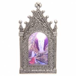 Velas votivas: Vela votiva eléctrica Virgen de Lourdes