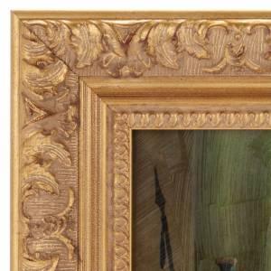 Via Crucis quadri legno tipo pittura 15 stazioni s4