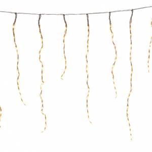 Weihnachtslichter: Weihnachtslichter Gardine 864 Led warmweiß aussen Gebrauch