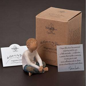 Willow Tree - Imaginative Child  (Niño imaginando) s2