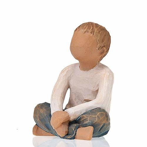 Willow Tree - Imaginative child (enfant joyeux) s1