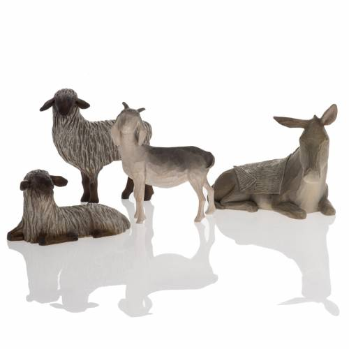 Willow Tree - Sheltering Animals for Holy Family (animaux) s1