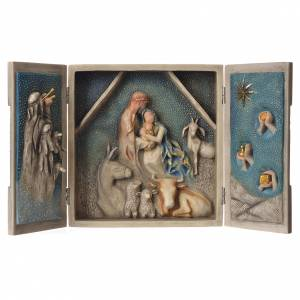 Willow Tree - Starry Night Nativity bas-relief s1