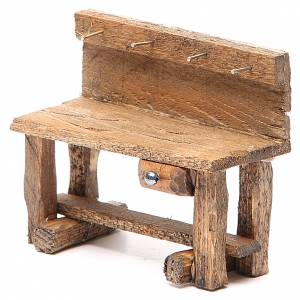 Work bench for nativity 8x4x9cm s2