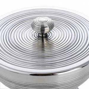 Metall Kelchen, Patenen, Ziborium: Ziborium versilbertes Metall Modell Undae