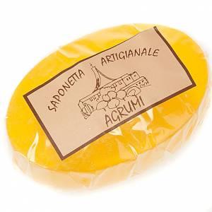 Shampoos: Zitrusseife der Trappisten, 100gr.