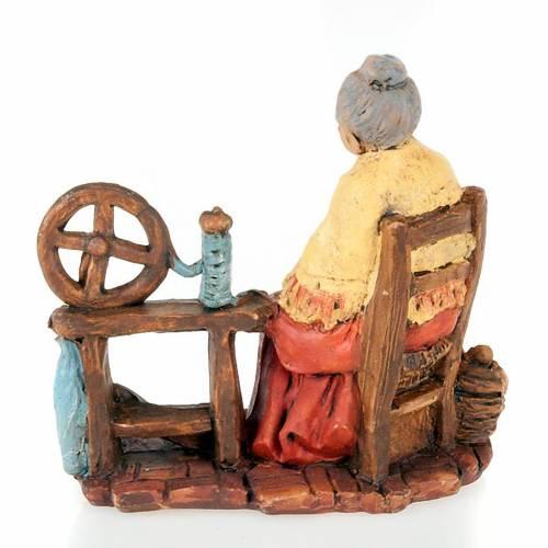 Nativity set accessory, Spinstress figurine 13cm s2