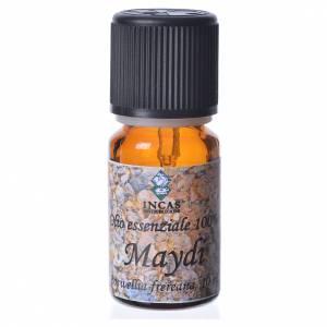 Inciensos, bálsamos y resinas: Aceite esencial puro al 100% de Maydi