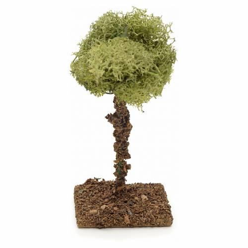 Alberello lichene 9 cm s1