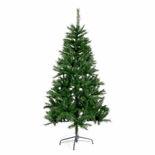 Albero di Natale 230 cm verde Bolzano s1