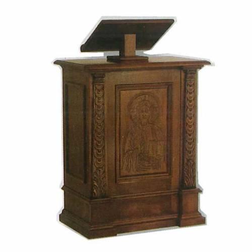 Ambon en bois sculpté à la main 126x85x45 cm s1