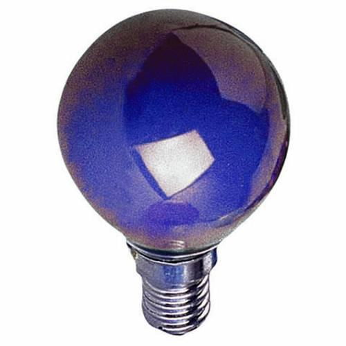 Ampoule 25W E14 violet illumination crèche noël s1