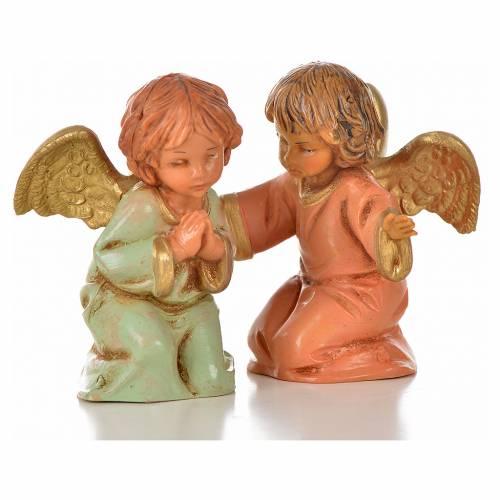 Angeli 8 pz Fontanini cm 7,5 s5
