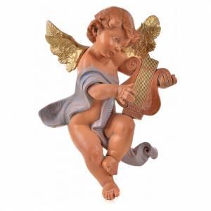 Angeli: Angelo con lira Fontanini cm 36
