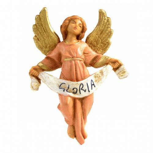 Angelo gloria rosa 6,5 cm Fontanini s1