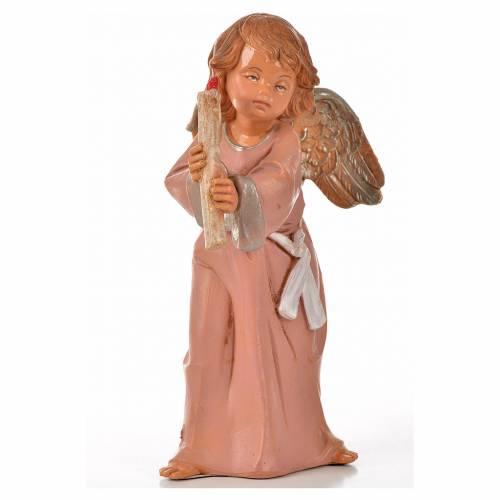 Anges debout 15 cm Fontanini 6 pcs s8
