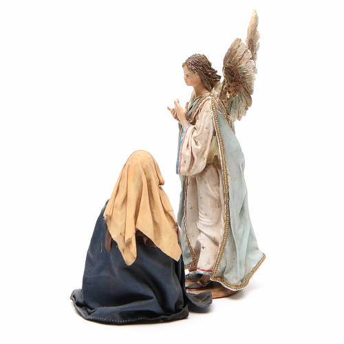 Annunciation 18cm Angela Tripi Nativity s3