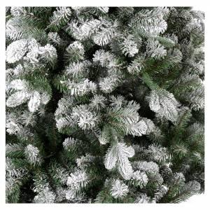 Artificial Christmas trees: Artificial Christmas tree 210 cm, flocked Everest