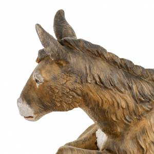 Animali presepe: Asinello presepe Fontanini 65 cm resina