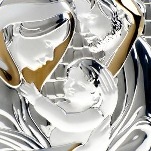 Bajorrelieve oro-plata Sagrada Familia s2