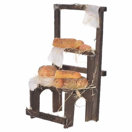 Banc de boulanger en cire 13,5x8x5,5 cm s5