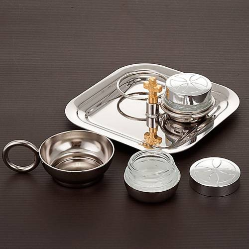 Baptism set silver-plated s2